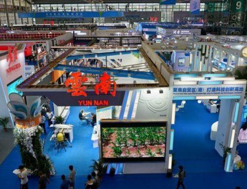 中国国际进口博览会 – 上海