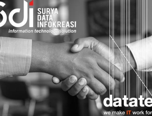 Nueva Asociación con Surya Data Infokreasi