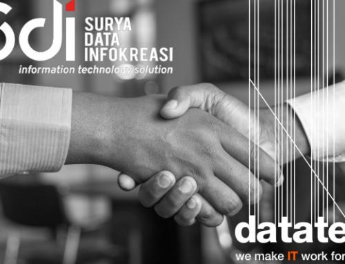 New Partnership with Surya Data Infokreasi