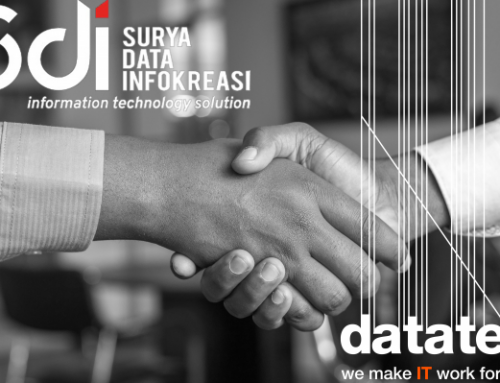 New Partnership with Surya Data Infokreasi